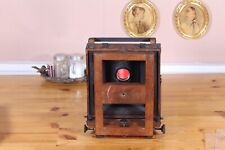 Burke and James 5x7 wooden field camera, , Wet Plate Back
