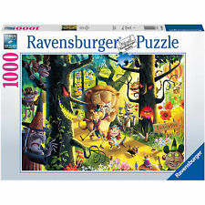 Ravensburger - Lions Tigers & Bears Oh My Jigsaw Puzzle (1000 Pieces) 16566
