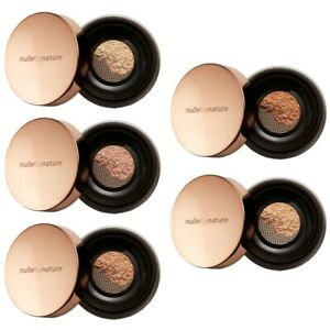 Nude by Nature Natural Mineral Cover 10g Radiant Loose Powder Foundation