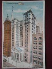 POSTCARD USA CITIZENS BUILDING