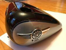 Harley Davidson 2012 Fatboy Midnight Pearl NEW!!  Softail FLSTF 62208-12DKG Tank