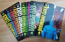 "Comichefte ""Doomsday Clock"" #1–12, DC 2018"
