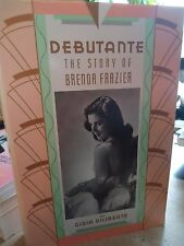 Debutante - The Story of Brenda Frazier - Diliberto - Cafe Society in NYC