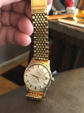Vintage Omega Constellation Pie-Pan Automatic Watch 168.005