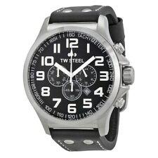 TW Steel Men's Pilot Chronograph Quartz Watch - TW413 NEW