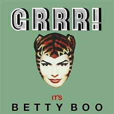 Grrr! It's Betty Boo: Deluxe Edition - Betty Boo (2016, CD NEUF)2 DISC SET