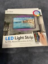 LED Light Strip Multi-Color 39 Inch  remote Vibe E-ssential-New Never Used!!!!!