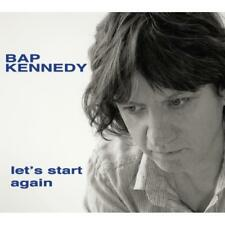Kennedy Bap - Let's Start Again NEW CD