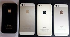 Apple iPhones - four different used handsets