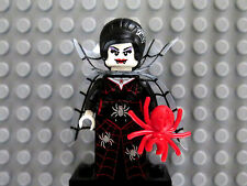 LEGO Monsters Minifigure Series 14 Spider Lady Woman 71010 Sealed Halloween