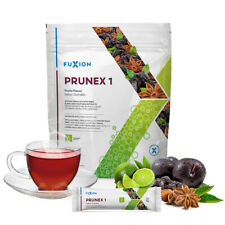 Fuxion Prunex 1 Instant Drink Mix with Fiber Blend Prune Flavor 28 Sticks