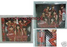 J-POP °C-ute Edo no Temari Uta II Taiwan CD+8 Photocard