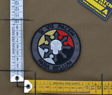 """Ricamata / Embroidered Patch US Army SF """"Si Vis Pacem"""" with VELCRO® brand hook"""