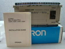 Omron Sysmac C28H-C6DR-DE-V1 Programmable Controller,New