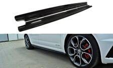 SIDE SKIRTS ADD-ON DIFFUSERS SKODA OCTAVIA MK3 RS (2013-up)
