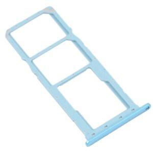 SIM Card Tray Micro SD Card Tray For Nokia 3.4 TA-1288 TA-1285 TA-1283 BLUE
