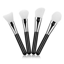 Silicone Makeup Brush Set Makeup Beauty Tools Soft Facial Mud Applicator US