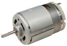 Gleichstrommotor 6 - 24 V Modellbau RC Elektromotor 14000 UpM Universal Neu
