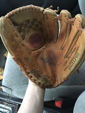 Rawlings RSGXLPRO Softball Baseball Glove  14 Inch RH Throw Nice