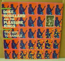 Duke Robillard and the Pleasure Kings Too Hot To Handle Rounder Records 3082