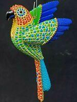 2001 Hallmark Christmas Parrot Ornament NIB