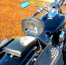 YAMAHA XVS 1100 DRAGSTAR (V-STAR 1100), CUSTOM  DRIVER RIDER BACKREST