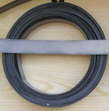Molybdenum Mo Metal  Tape 0.10 m x 0.01 m x 0,95 mm 99.96% Pure.
