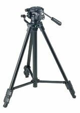 """Sony Vct-r640 Tripod - 21.62"""" To 56.75"""" Height - 6.61 Lb Load Capacity - Black"""