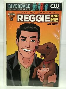 Reggie and Me #5 VF+ 1st Print Archie Comics
