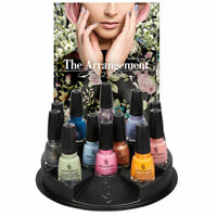 """China Glaze Nail Polish Lacquer """"The Arrangement"""" Collection 2019 NEW *Pick Any*"""