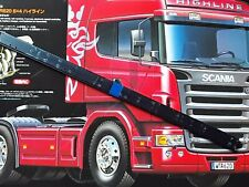 1/14 Tamiya Truck Scania R620 6x4 Chassis Rails, L&R = Pair