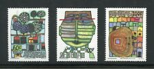 SENEGAL HUNDERTWASSER  SCOTT#512/14  MINT NH ---SCOTT VALUE $135.00