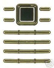 NEW Original Nokia 6080 Gold Keypad Buttons UK