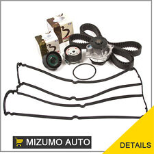 Fit 00-04 Mazda Ford Focus Escape ZETEC Timing Belt Water Pump Kit Valve Cover
