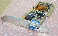 Scheda 32 MB AGP tarjeta de video y gráficos-, AGP 305-32