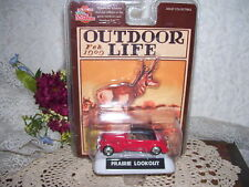 Racing Champions 1909 Outdoor Life Cover and Diecast Car Convertible  MIP 1999