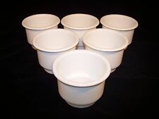 6 pack Two tiered White plastic cup drink can holder boat Rv s pontoon rv seadoo