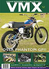 VMX Vintage MX & Dirt Bike AHRMA Magazine - Issue #38