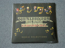 Theatrhythm Final Fantasy Curtain Call Remix Selections Music CD     NEW     FF