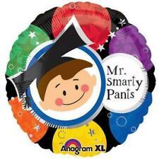 """18""""  FOIL BALLOON - GRAD GRADUATION CONGRATULATIONS - MR SMARTY PANTS"""