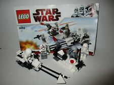 LEGO 8084 Star Wars Snowtrooper Battle Pack + BA