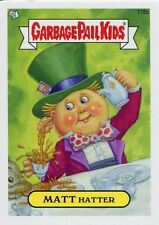 Garbage Pail Kids Mini Cards 2013 Base Card 118a MATT Hatter
