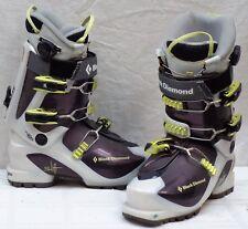Black Diamond Swift New Women's AT Ski Boots Size 24.0 #568741