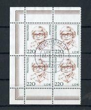 BUND Nr.2158 ECKRAND-VIERERBLOCK gestpl. BOCHUM 22.8.2012 !!! (135332)