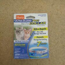 New listing New Hartz Ultra Guard Pro Reflective 7 Month Flea Tick Collar Cats Kittens Nib