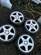 Mercedes Benz B Class Amg Alloy Wheel Set 18 Inch - W245