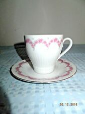 JL Menau Porzellan German Democratic Republic Cup & Saucer Set