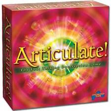 Articulate, The Fast Talking Description Game - Age 12+ - Drumond Park Board