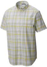 Columbia Rapid Rivers Ii Tri S/S Shirt. Bargain. taille moyenne. Prix De Vente Conseillé 44.99.
