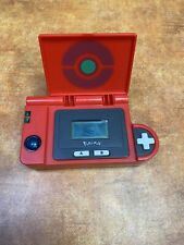 Jakks Pacific Pokemon Deluxe Talking Pokedex Handheld  2007 Tested